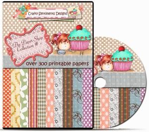 digi paper CD copy